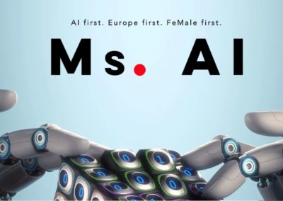 Ms. AI logo