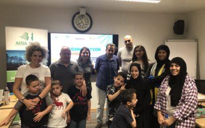 AIDA and Kuwait's AI Family Challenge Victory!