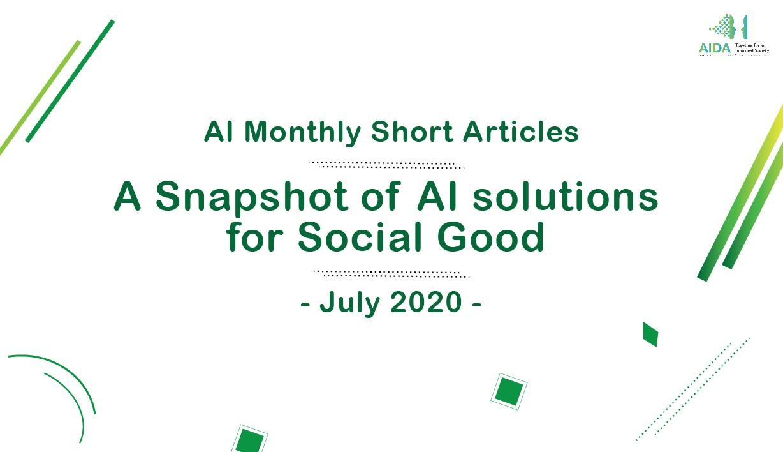 AI philanthropy mindmap