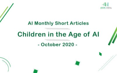 Children in the Age of Artificial Intelligence