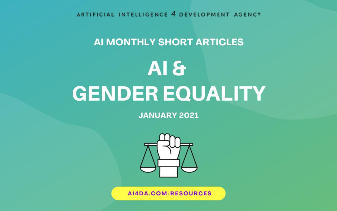 AI & Gender Equality
