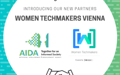 New partnership with Women Techmakers Vienna