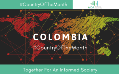 Country of the Month – Colombia