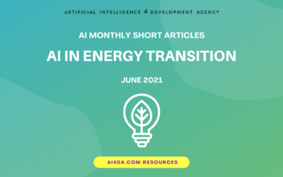The role of Artificial Intelligence in Energy Transition