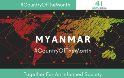 Country of the Month – Myanmar